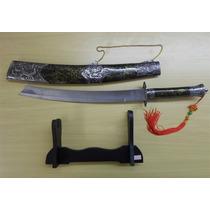 Espada Chinesa Facao Artigos 65cm