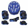 Kit Proteção Skate Roller Radical G Produto Original