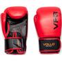 Luva De Boxe Muay Thai Vollo(16 Oz.)(vermelha)