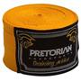 Bandagem Elástica 3m - Pretorian - Amarelo