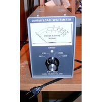 Wattimetro Carga Fantasma Yaesu Yp150 P/ Transmissor Ft101