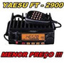 Radio Vhf Yaesu Ft-2900r/e 75w Pronta Entrega 1 Ano Garantia