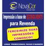 Impressão Digital Para Revenda À Partir De R$18,00 M²