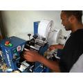 Troqueladora - Para Fabricar Etiquetas De Balanças
