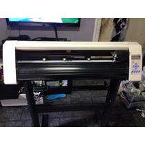 Plotter Recorte Redsail 720mm Registro Laser Para Contorno