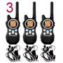 Rádio Comunicador Walk Talkabout Motorola Mr350 Fone Até56km