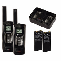 Rádio Comunicador Walk Talk Cobra Cxr925 56km - Clips Grátis