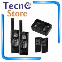 Rádio Comunicador Walk Talk Cobra Cxr-925 Alcance Até 56 Km