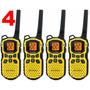 4 Radios Motorola Talkabout Walk Talk Ms350mr Prova D Agua