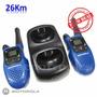 Radio Comunicador Motorola Talkabout Mc220 Walk Talk 16km