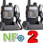 Radio Ht Baofeng Dual Band 2 Peças Uv-5ra Bombeiro,policia