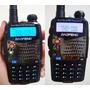 Radio Ht Dual Band(uhf+vhf) Baofeng Uv-5ra+ Fone