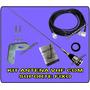 Kit Vhf Veicular: Antena Móvel + Suporte Fixo + Cabo