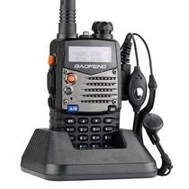 Radio Ht Dual Band Vhf Uhf Baofeng Uv-5ra + Fone P/entrega