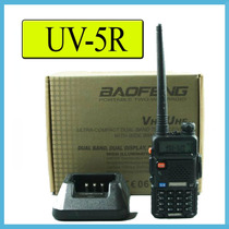 Rádio Dual Band Baofeng Uv-5r 136-174/400-520 Mhz + Barato!