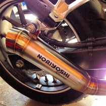 Megaphone Cb 500f Lançamento Exclusivo Noriyoshi Racing.