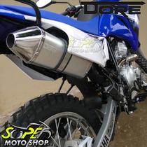 Escape Ponteira Dore Curva Prata Lander 250 09/15 C/ Sonda