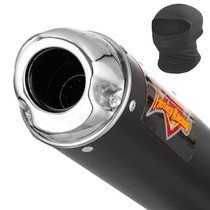 Escapamento 788 Titan 150 Sport Esportivo Pro Tork + Brinde