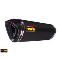 Ponteira Wr Extreme Cb 300 , Cb300 Preto 30cm