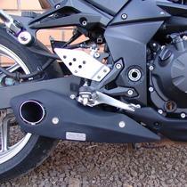 Escapamento Esportivo Kawasaki Z-750 Firetong Willy Made