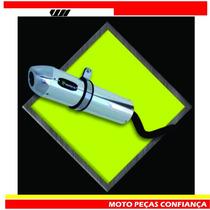 Ponteira/ Escape Wacs Tyranno   Moto Honda Xr 250 Tornado