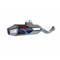 Ponteira Brc Power + Curva Direct Flow Crf 230f Motocross