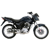 Escape Full Leovince Corsa Honda Cg 150 Fan Ks / Esd (09-14)