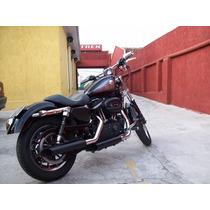 Ponteira Esportiva Harley Hd883 3 Polegadas