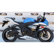 Escapamento Cs Racing Full Suzuki Srad 1000 2014 2015