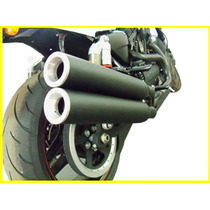 Ponteira Esportiva Harley Sportster Xr1200x Term. Aluminio