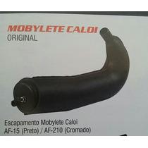 Escapamento Escape Mobylete Mobilete Caloi Monark Mod Origin