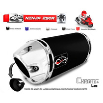 Escapamento Esportivo Infinity Moto Suzuki Bandiit 650