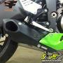 Escape Ponteira Firetong Willy Made Zx-6r Ninja 636 Kawasaki