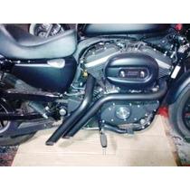 Escapamento Harley Esportivo 883-r E Xl1200 Brows Street.