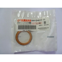 Junta Do Tubo Escape Ybr Xtz125 Factor Original Yamaha