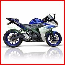 Escapamento Esportivo Firetong Full - Yamaha Yzf-r3 R3