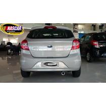 Ponteira Ford Ka 2015 1.0 /1.5 Em Aço Inox Lançamento !!!