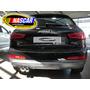 Ponteira Audi Q3 Em Aço Inox 304