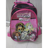 Mochila Escolar Monster High