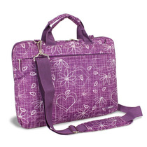 J World - Bolsa Para Notebook 13.4 Jeanie Ms-45 Love Purple
