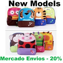 Mochila Infantil Skip Hop Zoo New Models