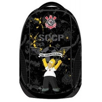 Mochila Costas Simpsons Corinthians Homer G Pacific