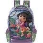Mochila Dora Aventureira And Boots 16 Escola Infantil Xeryus