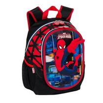 Mochila Spider Man - Homem Aranha Sestini Preto