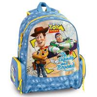 Mochila Toy Story Tamanho G Escolar De Costas Ref 51217