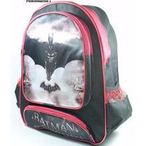 Mochila Infantil Vingadores Batman Costas