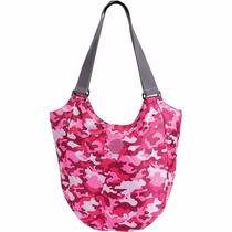 Bolsa Tote Bag Dmw Capricho Camuflada Rosa