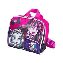 Lancheira Monster High 15z - C/ Garrafinha E Potinho