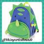 Mochila Infantil Skip Hop Zoo Original - Dino