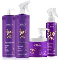 Cadiveu Açai Oil Kit Profissional Reestruturante